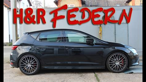 Seat Cupra 280 5f H R Federn