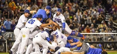 history   florida gators baseball wins