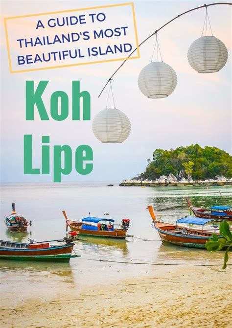 Looking For The Most Gorgeous Island In Thailand Try Koh