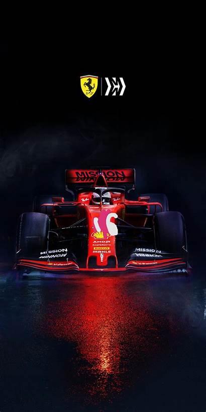 Formula Iphone Ferrari F1 Wallpapers Racing Phone