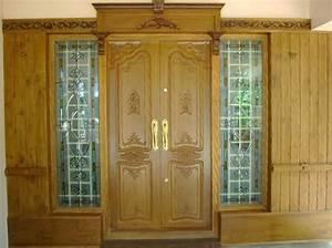 top notch front double door wood door designs for houses With double door designs for home