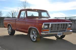 1979 Ford F100 Short Bed