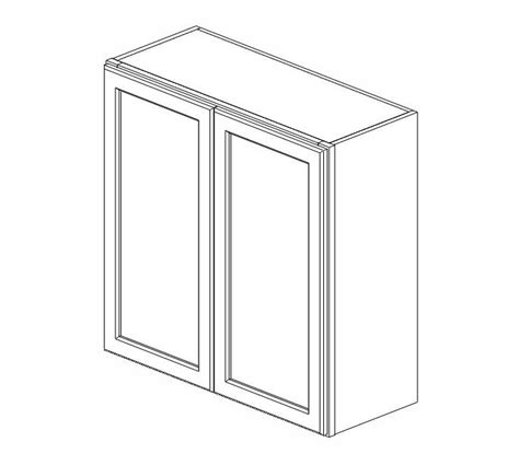 white shaker wall cabinets w3030b ice white shaker wall cabinet wall cabinets ice