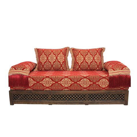 Orientalische Sofas Shop by Orientalisches Sofa Salma Mit Gestell Bei Ihrem Orient