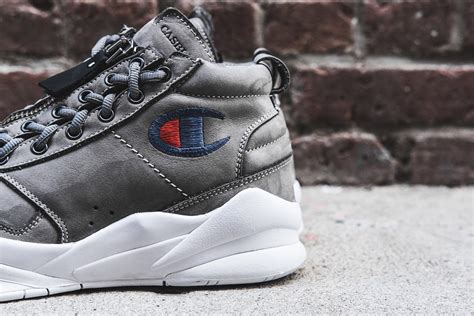 Champion Shoes : Champion Has A New 3 Sneaker Collab Out Now