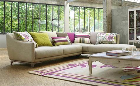 le canapé design revisité par roche bobois