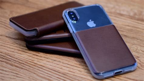 The ultimate roundup of iPhone X cases