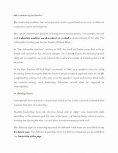 Essay About Leadership Qualities creative writing course oxford university online my homework helper lesson 2 canadian university creative writing programs