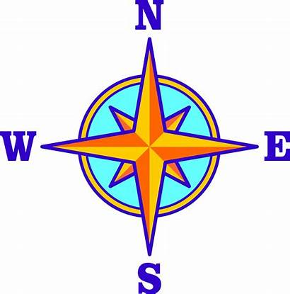 Compass Clipart Colorful Transparent Webstockreview Tattoo Kindpng