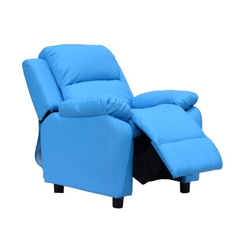 Armchair With Storage by Homcom Childrens Recliner Armchair Chair Sofa With Storage