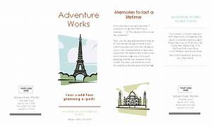 brochures officecom With free travel brochure templates for microsoft word