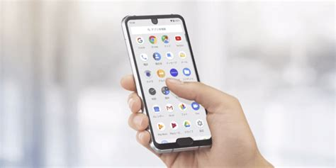 can a notch smartphone aquos r2 look any worse than this