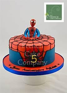 Gateau Anniversaire Garcon : decoration gateau anniversaire garcon spiderman ~ Melissatoandfro.com Idées de Décoration