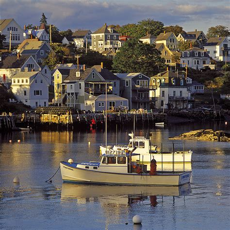 Boat Us To England by Southern Maine Coastal Towns Prettiest Lobster Fishing