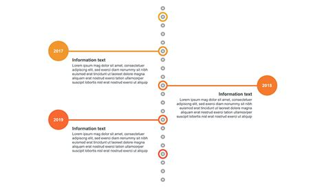 vertical timeline template vertical timeline template ppt free now