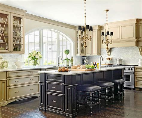 english country dream kitchen  homes gardens