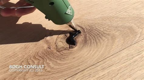knot filler   repair grains  wood youtube