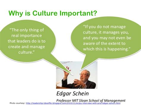 "Why Is Culture Important? ""if"