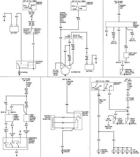 1970 Pontiac Wiring Diagram by 1989 Firebird Wiring Diagram Camizu Org