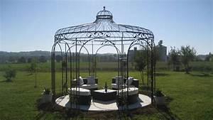 Ordinary tonnelle jardin fer forge 4 tonnelle de jardin for Tonnelle de jardin en fer forge
