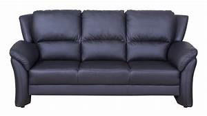 3 Sitzer Couch : sofa 3 sitzer pisa couch polsterm bel in schwarz lederlook ~ Bigdaddyawards.com Haus und Dekorationen