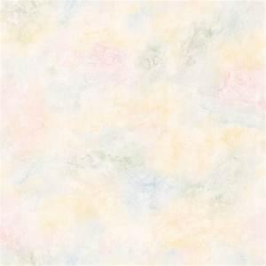 Pastel Satin Plaster - Sorbet - Brewster Wallpaper - 436-38568