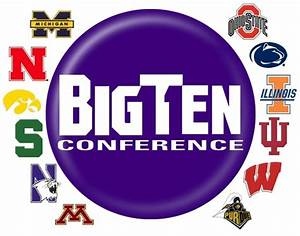 BIG Ten Conference | Penn State Football Wiki | Fandom ...