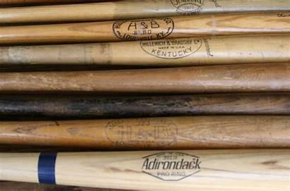 Baseball Bats Ball Equipment