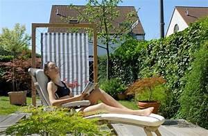 10 tipps fur urlaub im garten saisonales selbstde With französischer balkon mit sichtschutz garten 3m hoch