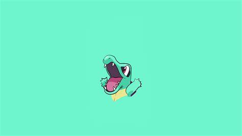 pokemon totodile minimalism  resolution