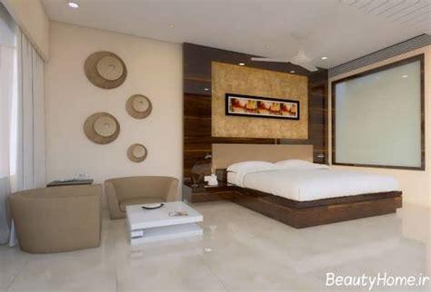 دکوراسیون اتاق خواب قهوه ای و ترکیب های رنگ های مناسب آن