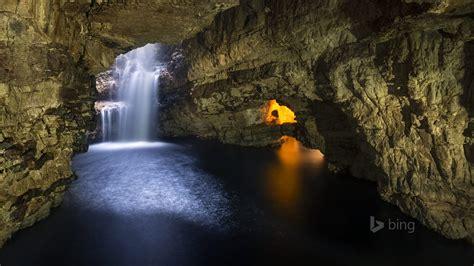 beautiful caves groundwater-2015 bing theme wallpaper ...