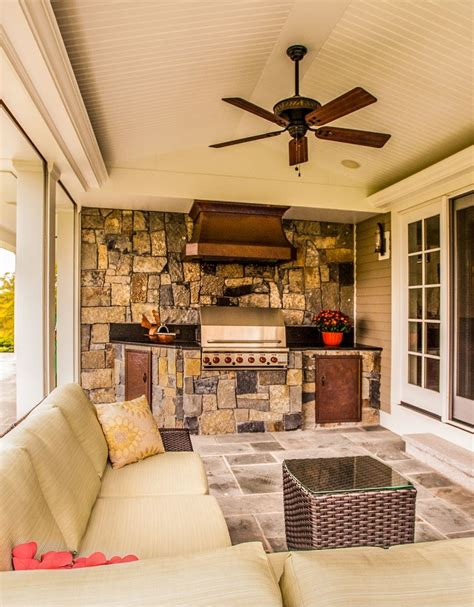 outdoor kitchens traditional patio tampa  trk