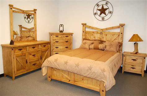 Bedroom Decorating Ideas With Pine Furniture by Bedroom Remarkable Rustic Bedroom Sets Design For Bedroom