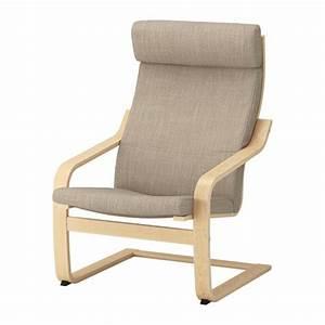 Ikea Fauteuil Salon : po ng fauteuil hillared beige ikea ~ Teatrodelosmanantiales.com Idées de Décoration