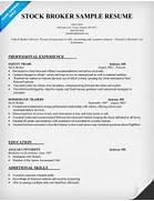 Stock Broker Job Description Stock Broker Resume Jobspapa Art Inventory Analyst Resume Template Premium Resume Samples Inventory Resume Examples Stock Associate Resume Resume