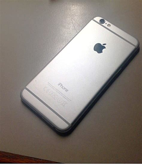 silver iphone 6 iphone 6 silver 16gb secondhand hk