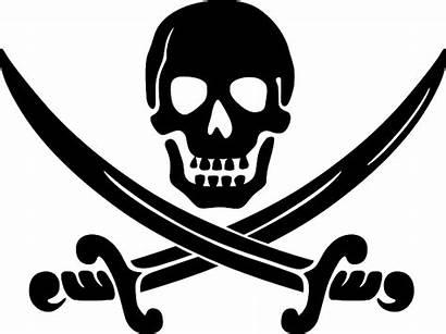 Skull Cross Crossbones Bones Symbol Pirate Pirates