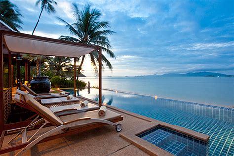 simple luxury villas  rent villas  rent modern beachfront villa