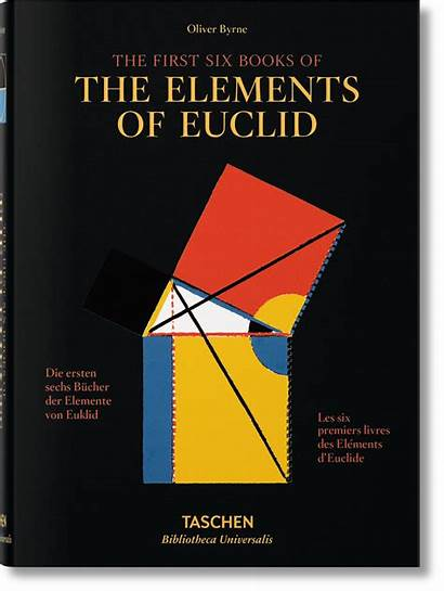Euclid Byrne Elements Books Oliver Six Math