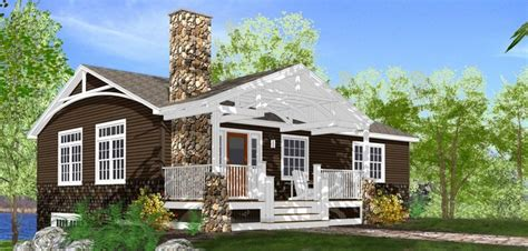 cabin designs plans lake house plans scout lake cottage two house