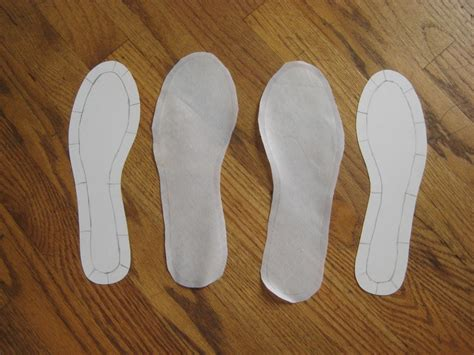 diy shoes part  making  insole