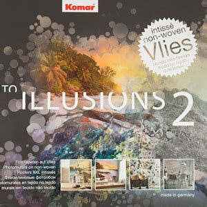komar  illusions  mural book  brewster lelands