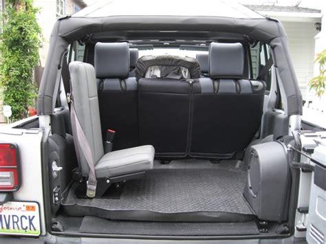 2014 Jeep Wrangler Unlimited Floor Mats by 2014 Jeep Wrangler 3rd Row Seat Autos Weblog