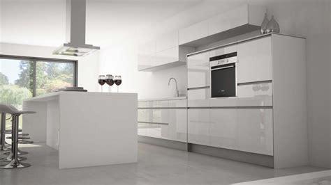 cuisines blanches design cuisines design blanches sélection de cuisines claires