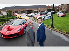 Meeting Tom Hartley Motor Sport Magazine