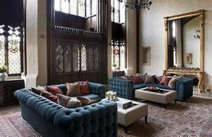 Tour A 100 Year Old English Country Manor Updated For