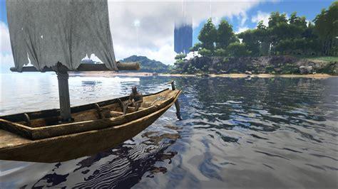 Ark Raid Boat Designs by Ark Primitive Plus Mod Bringt Steinzeitrock Mit