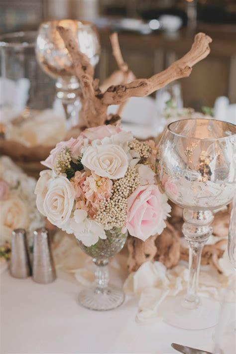 30 perfectly pretty wedding table centerpiece ideas