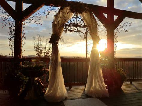 cousins wedding venue wolf mountain vineyard